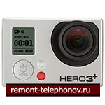 Ремонт GoPro HERO3+ Silver Edition