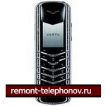 Ремонт Vertu Signature Black & White Diamonds
